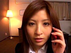 มหัศจรรย์ญี่ปุ่นเจี๊ยบ Kuroki Ichika ในบ้า Gangbang, JAV หน้าฉาก