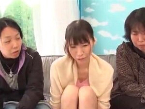 น่าทึ่งญี่ปุ่นโนโซมิฮะระ โคโค่ Mamiya, Yuria Shima ในคลิป JAV คู่แปลกใหม่