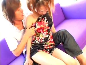 Sally Yoshino in Platinum. Here is the second ever uncensored XXX video of Sally Yoshino to come out, and it's a pretty new video too. For the NOOBIE viewers of Japanese adult video, Sally is one of the benchmarks of modern day Japanese AV. A super star in the late 1990's, this actress retired at the peak of her career and became an exotic dancer. It was only just up until year 2006 when she came out of retirement and made some more great videos. A true pro actress with an outanding resume to back up her stardom. Enjoy her uncensored video!