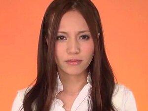 Fabulous Japanese chick Ruri Saijou in Amazing Fetish, Threesome JAV video